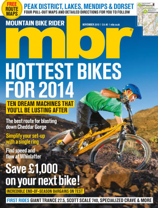 Mountain Bike Rider November 2013