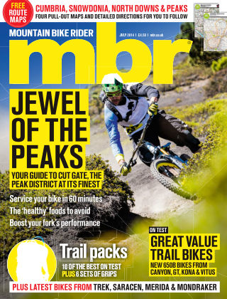 Mountain Bike Rider July 2014