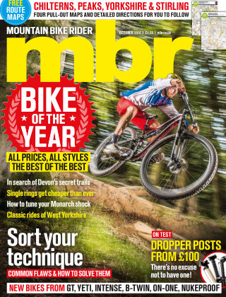 Mountain Bike Rider October 2014