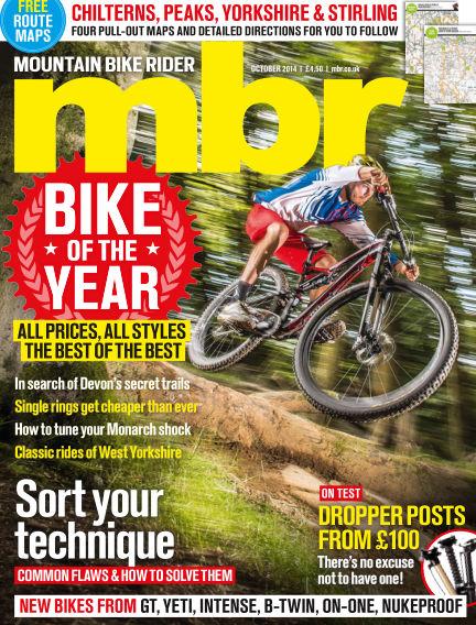 Mountain Bike Rider October 15, 2014 00:00