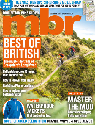 Mountain Bike Rider December 2014