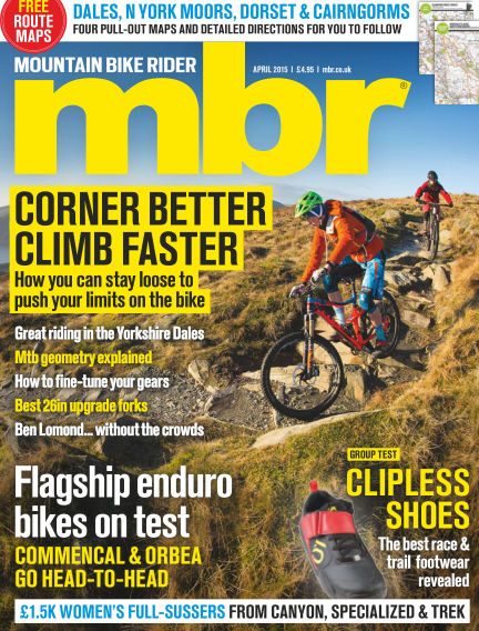 Mountain Bike Rider April 01, 2015 00:00