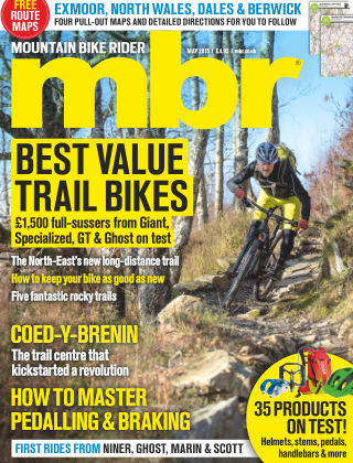 Mountain Bike Rider May 2015