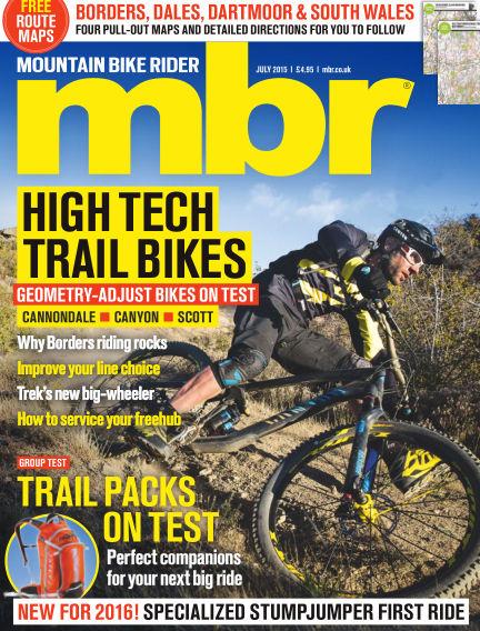 Mountain Bike Rider June 24, 2015 00:00