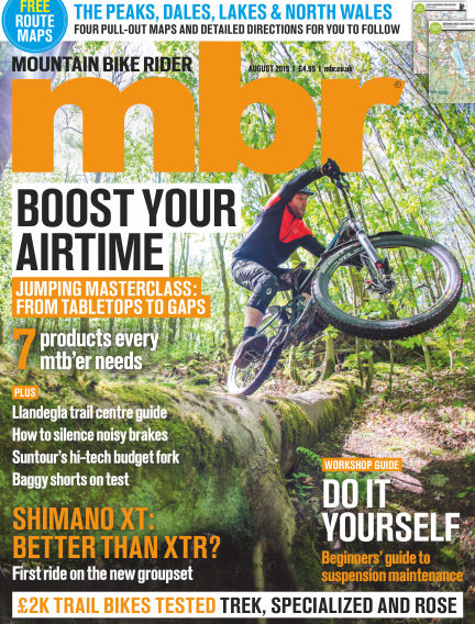Mountain Bike Rider August 19, 2015 00:00