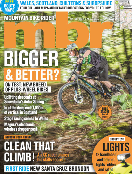Mountain Bike Rider November 11, 2015 00:00
