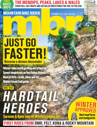 Mountain Bike Rider December 2015