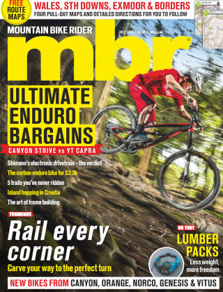 Mountain Bike Rider July 2016
