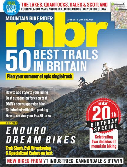Mountain Bike Rider March 08, 2017 00:00