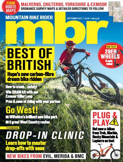 Mountain Bike Rider August 23, 2017 00:00