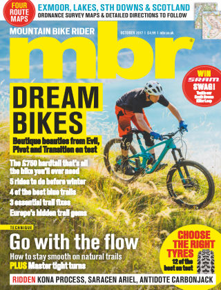 Mountain Bike Rider Oct 2017