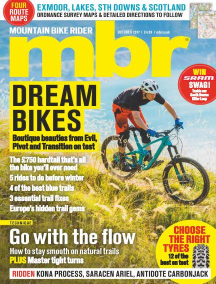Mountain Bike Rider September 20, 2017 00:00