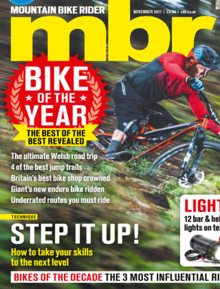 Mountain Bike Rider Nov 2017