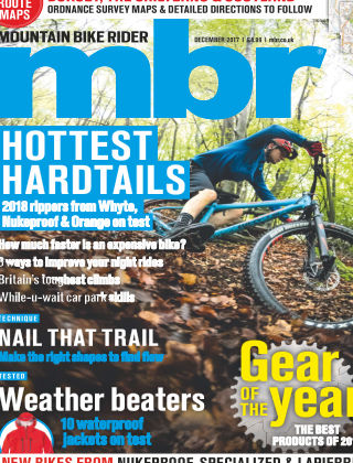 Mountain Bike Rider Dec 2017