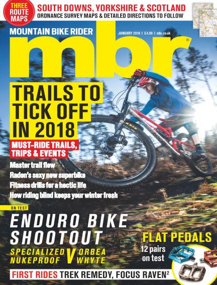 Mountain Bike Rider December 13, 2017 00:00