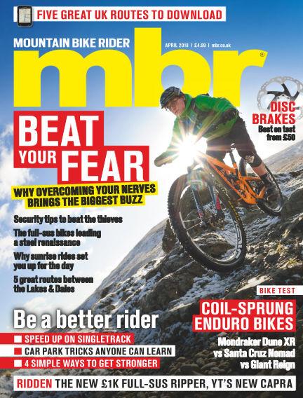 Mountain Bike Rider March 07, 2018 00:00