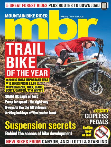 Mountain Bike Rider April 04, 2018 00:00