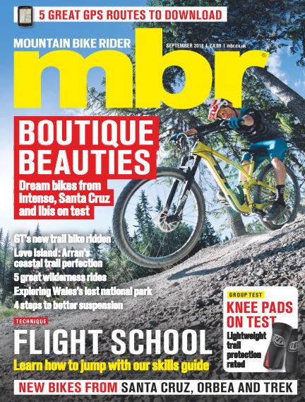 Mountain Bike Rider August 22, 2018 00:00
