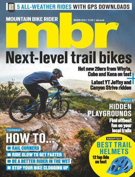 Mountain Bike Rider February 06, 2019 00:00
