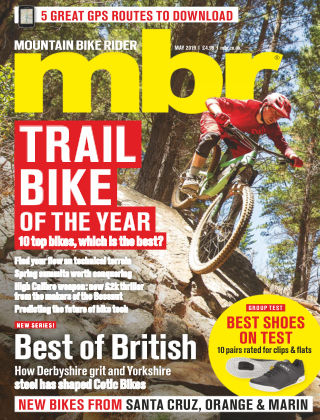 Mountain Bike Rider May 2019