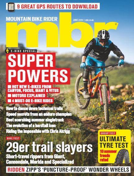 Mountain Bike Rider May 01, 2019 00:00