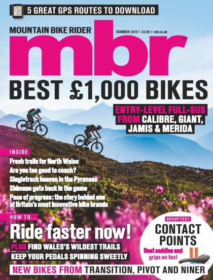 Mountain Bike Rider June 26, 2019 00:00