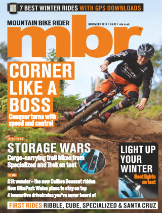 Mountain Bike Rider Nov 2019