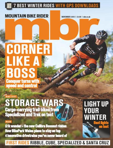 Mountain Bike Rider October 16, 2019 00:00