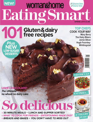 Women & Home Feel Good Food Eating Smart Issue 2