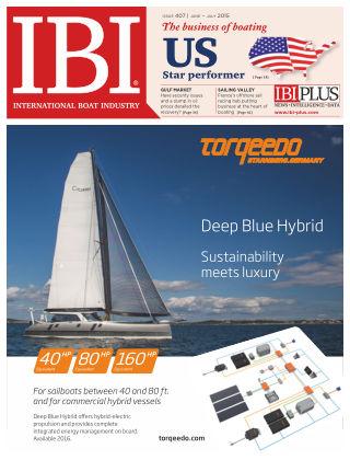International Boat Industry June/July 2015