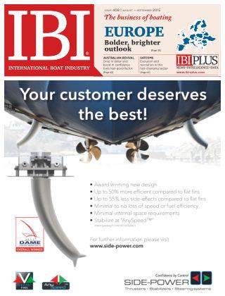 International Boat Industry Aug/Sept 2015