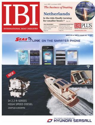 International Boat Industry November 2015