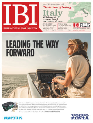 International Boat Industry Apr/May 2016
