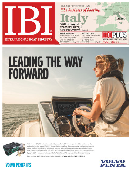 International Boat Industry April 22, 2016 00:00