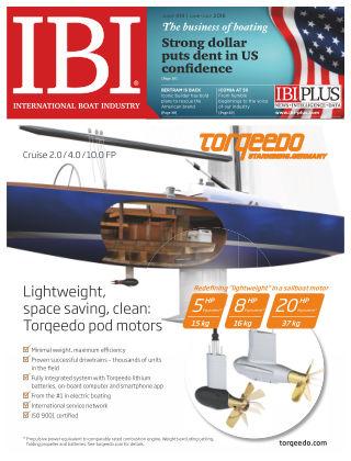 International Boat Industry June/July 2016