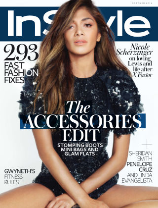InStyle October 2014