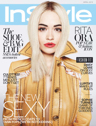 InStyle April 2015