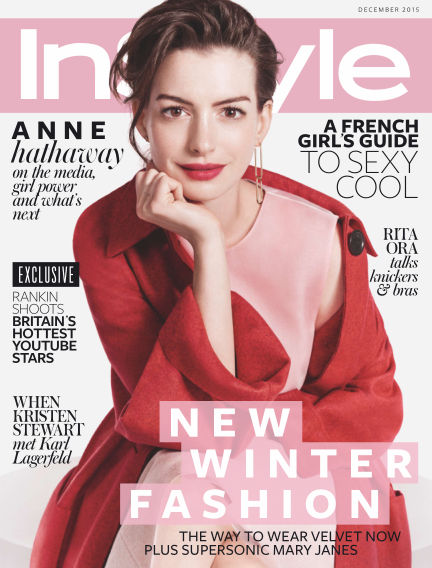 InStyle December 03, 2015 00:00