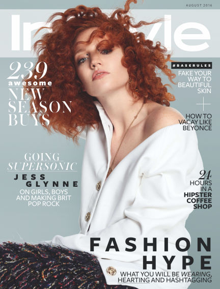 InStyle June 30, 2016 00:00