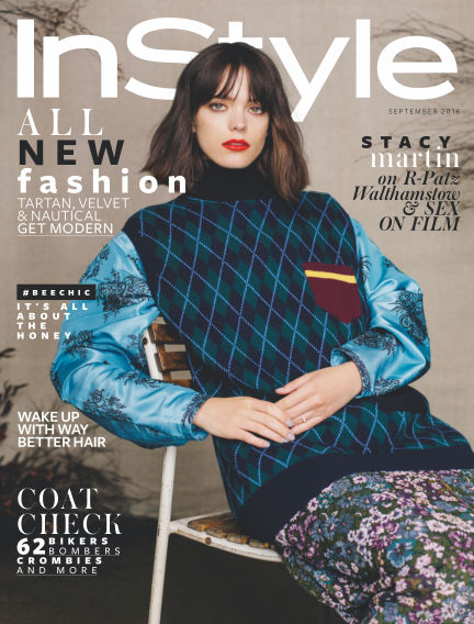 InStyle August 04, 2016 00:00