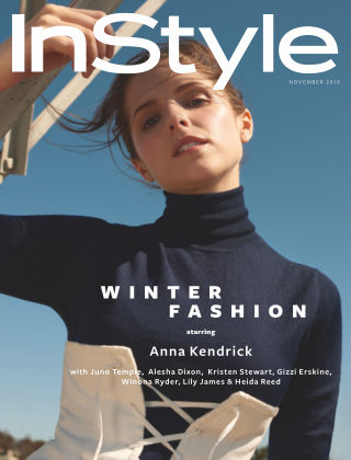 InStyle November 2016