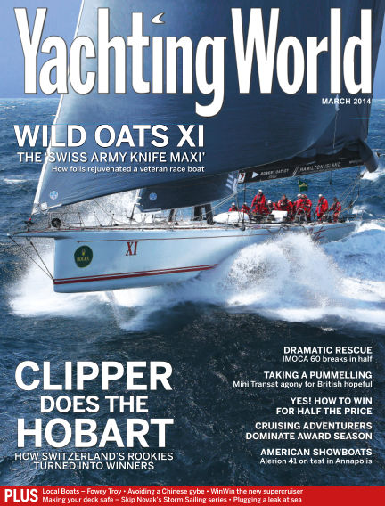 Yachting World March 13, 2014 00:00