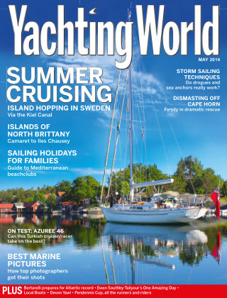 Yachting World May 2014