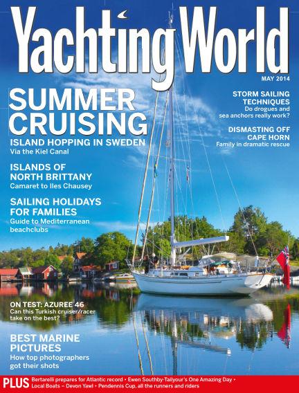 Yachting World May 08, 2014 00:00