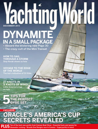 Yachting World December 2013