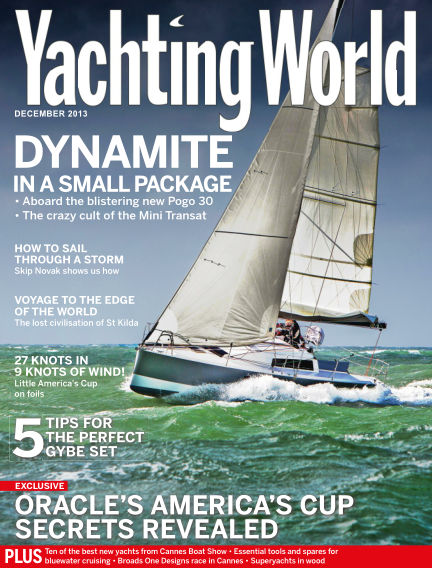 Yachting World December 12, 2013 00:00