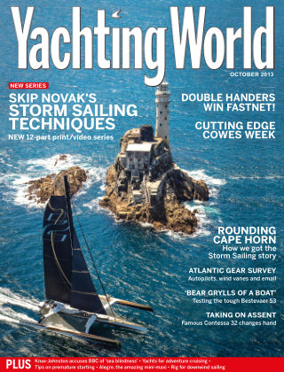 Yachting World October 2013
