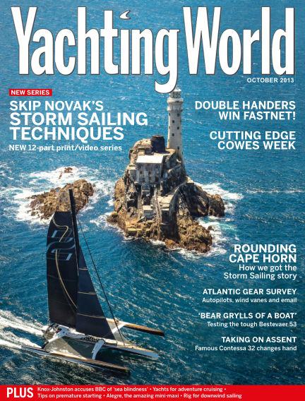 Yachting World October 01, 2013 00:00