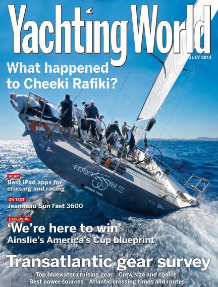 Yachting World July 10, 2014 00:00