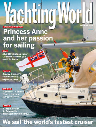 Yachting World August 2014